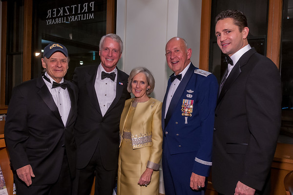2013 Pritzker Military Library Liberty Gala