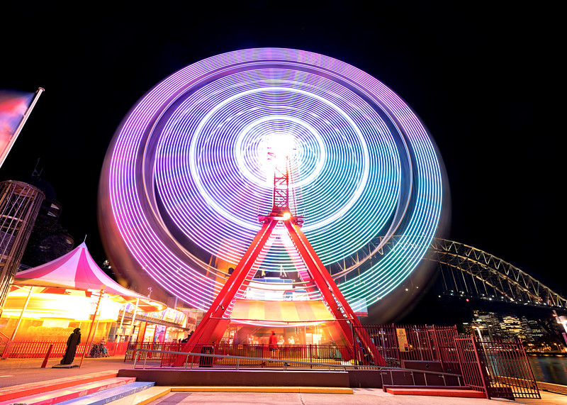 Spin the Wheel || Luna Park