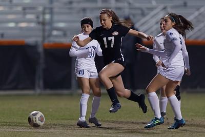 SPX Soccer Women V 2019 vs The Village School