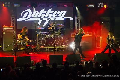 Dokken - Rockingham 2015