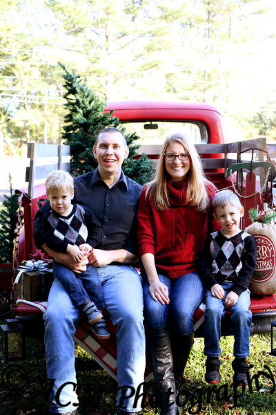 Smith Family Christmas