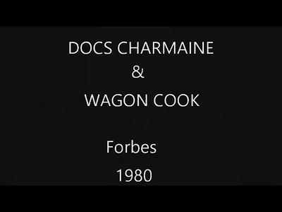 DOCS CHARMAINE & WAGON COOK Forbes 1980