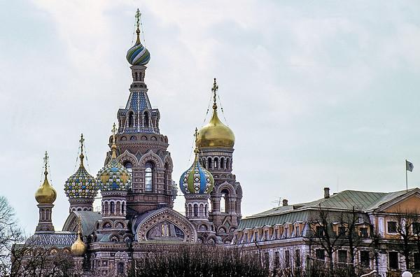 Sankt Peterburg, Russia