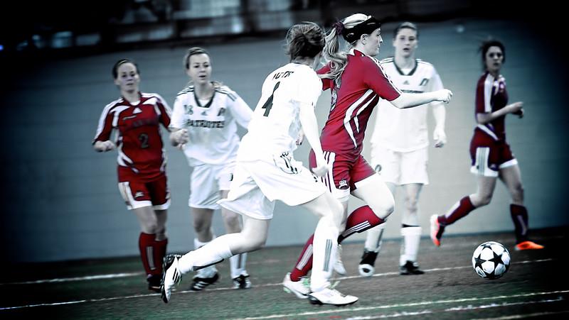 2012 R&O Soccer (F) vs UQTR