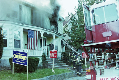 W/F Quincy Ma. Bates Ave 10/19/2001