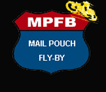 Mail Pouch Fly-By