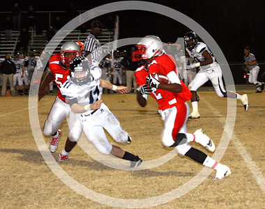 HCHS Playoff Game 11-19-2010