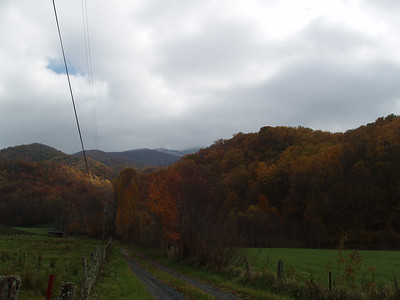 2006 Mountains in fall