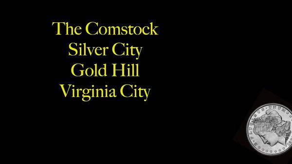 Silver and Virginia Cities Nevada Movie