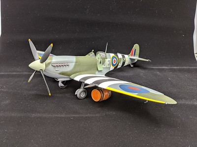Spitfire IX JE-J Jr