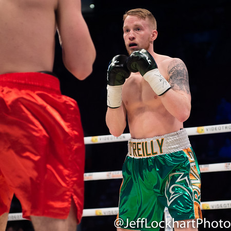 Josh O'Reilly - Bell Centre - January 28