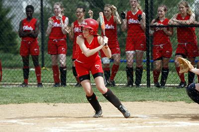 Blair @ Clarksburg Varsity Softball
