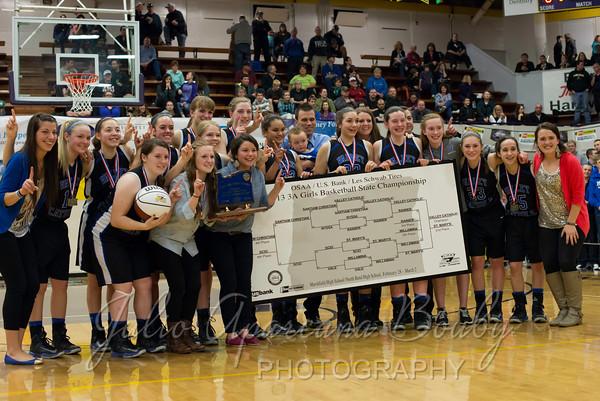 130302 3A Basketball Championships Girls Finals