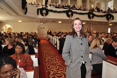 Nursing Commencement Dec 2009
