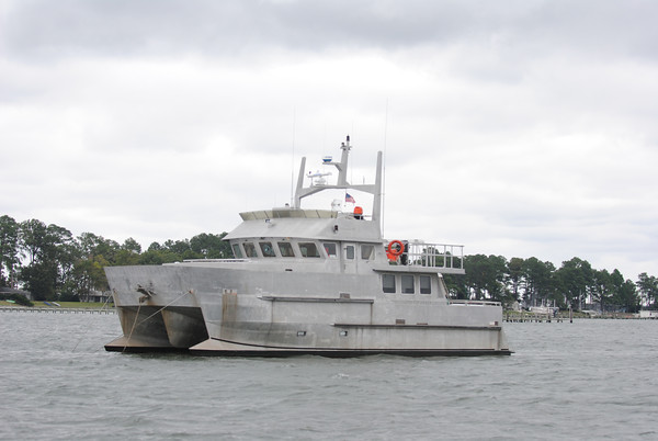 This vessel was anchored in Cape May NJ the weekend prior when I was there for the Laser District 10 championship