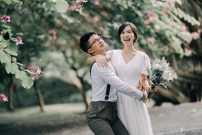 Prewedding-Yawen