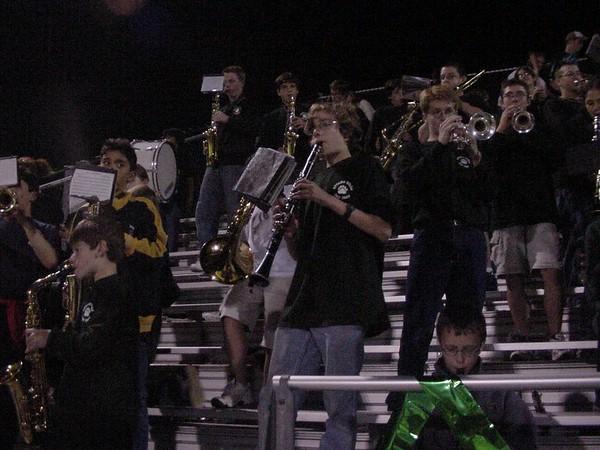October 10, 2003 - Band