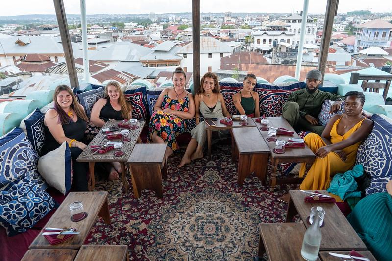 Tea House Restaurant at Emerson on Hurumzi
