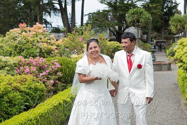 Irma & Inocente Wedding