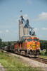BNSF Railway (on KCS)<br /> Anderson, Missouri<br /> June 16, 2014