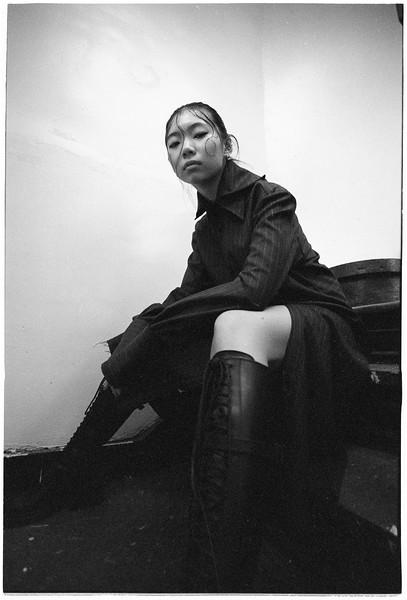 Katherine Hu - Samuel Pickett