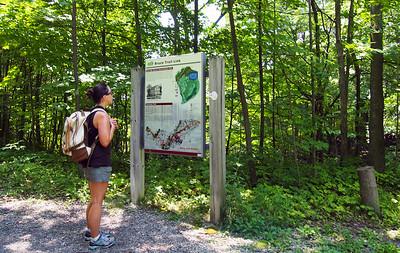 Bruce Trail Hike #5: St. Catharines