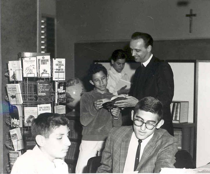 1969, Reading Class