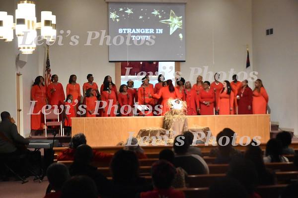 Oh What a Night N.E. Baptist Church Woman's  Chorus