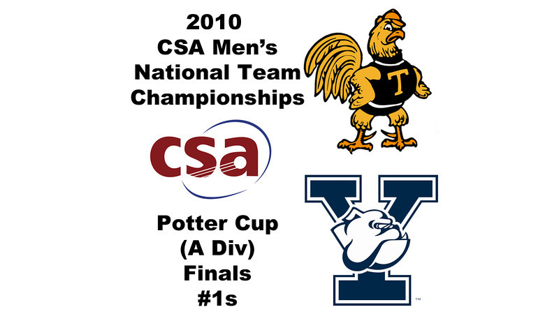 2010 Men's National Team Championship Videos