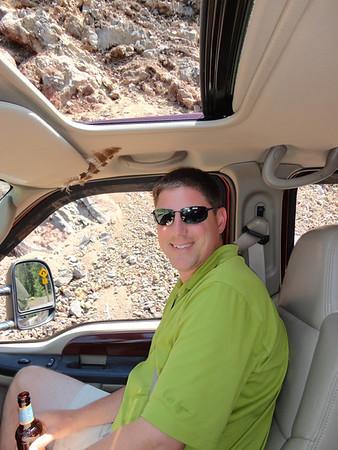 Andrea & Brian visit Oregon
