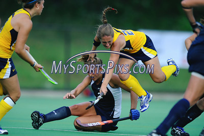 Yale Quinnipiac Field Hockey 9/4/2011