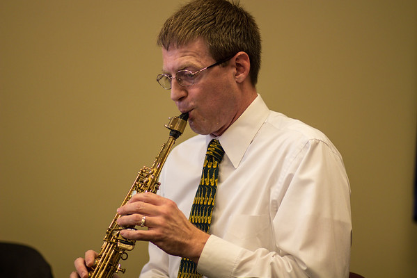 Carl Cafagna & the North Star Saxophone Quartet - 9-26-2015