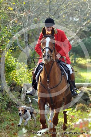 10.19.13 Barney's Joy - Norfolk Hunt