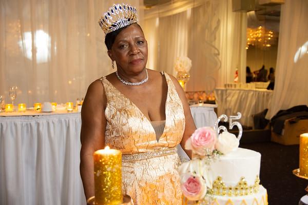 Marie's 65th Birthday & Retirement Bash