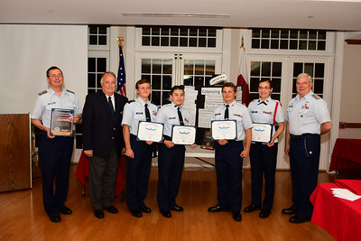 Aerospace Awards and Promotions