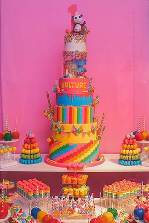 Cardi B - Kulture's 1st Birthday