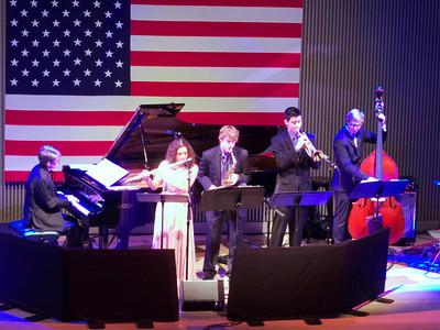 President Obama at SFJazz 2013-11