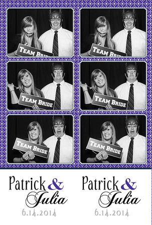 Patrick & Julia Wedding 6.14.2014