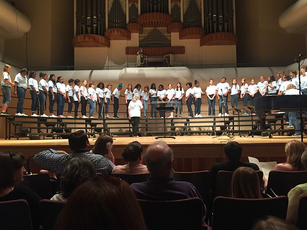 Young Voices at UA