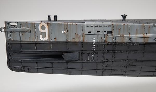 1/72 Das Werk U9 U-boat