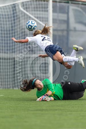 Wheaton College Women's Soccer vs Webster University, November 9, 2012