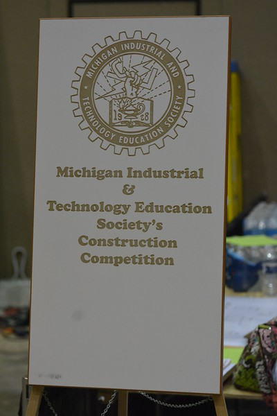 Armada High School Building Trades competition