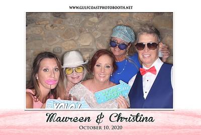 Maureen & Christina