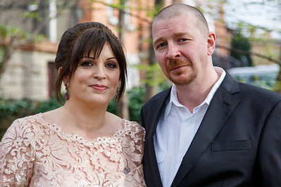 Ruth Fitzmaurice & Nicky O'Brien Wedding 100414