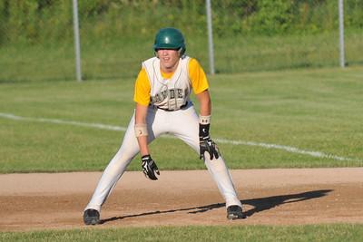 Saydel Varsity Baseball - Pella 2010