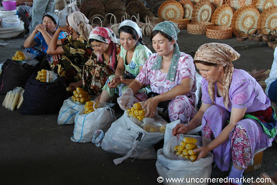 Central Asia Food and Markets