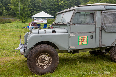 2014 Vermont Over-Land Rover Rally
