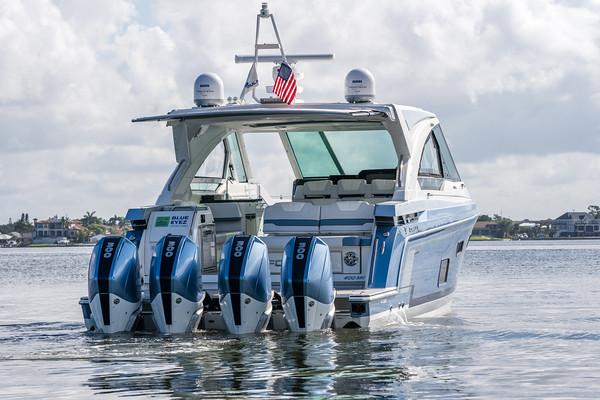 BLUE EYEZ - Formula 4 Engine Boat for Sale