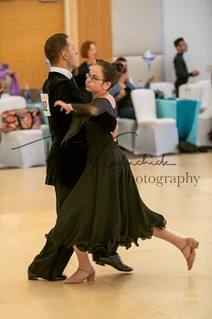 102 Rachel Poltinnikov and Dmitry Demidov