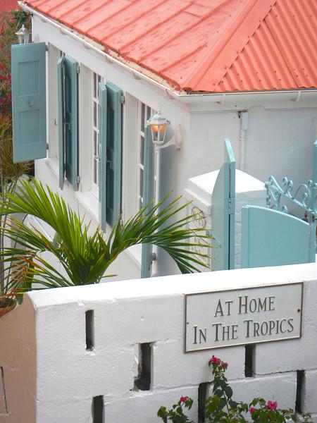 Scenic house  Charlotte Amalie, St. Thomas